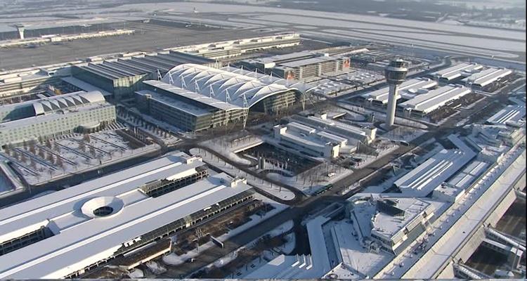 Sân bay Franz Josef Strauss, Munich