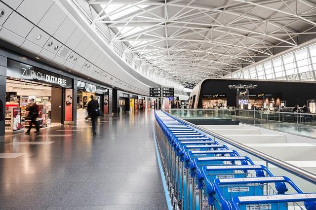 Sân bay Kloten, Zủich, Thuỵ Sỹ