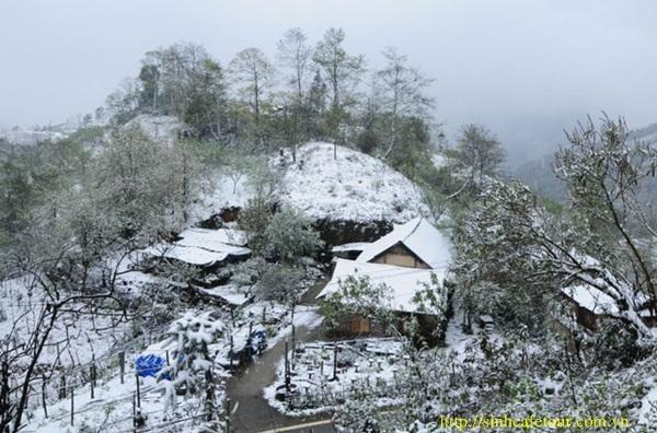 Sapa – Tháng 12: Lễ hội mùa đông