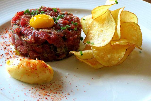 Steak Tartare – Bít tết Tartare