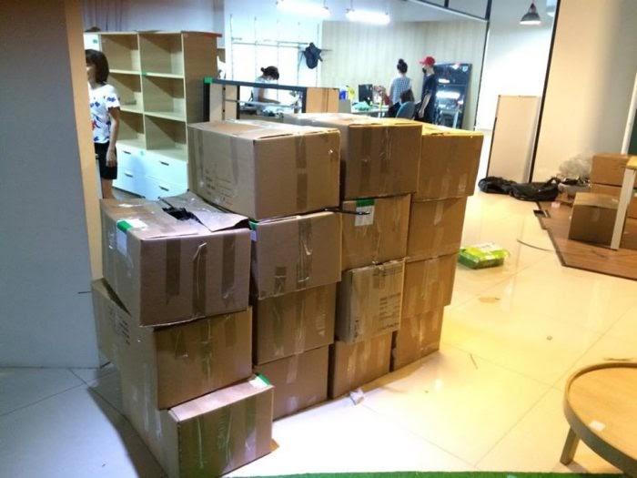 Sử dụng dịch vụ chuyển nhà trọn gói