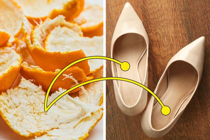 Sử dụng làm chất khử mùi hôi giày cực hiệu quả