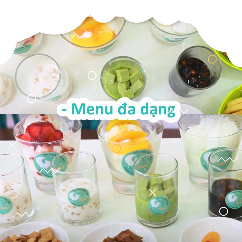 Sữa Chua Trân Châu Family