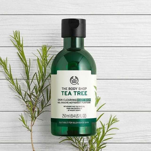 Sữa Tắm Tee Tree The Body Shop