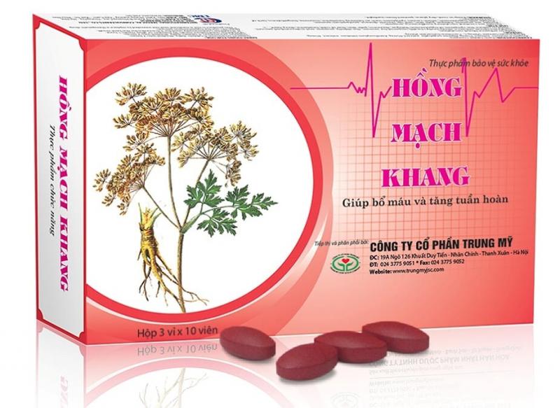 TPCN Hồng Mạch Khang