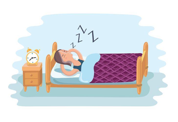 Thay đổi lịch ngủ của bạn