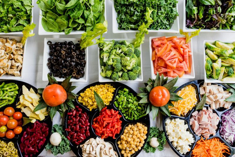 Thêm màu sắc vào chế độ nhà hàng ăn uống của bạn