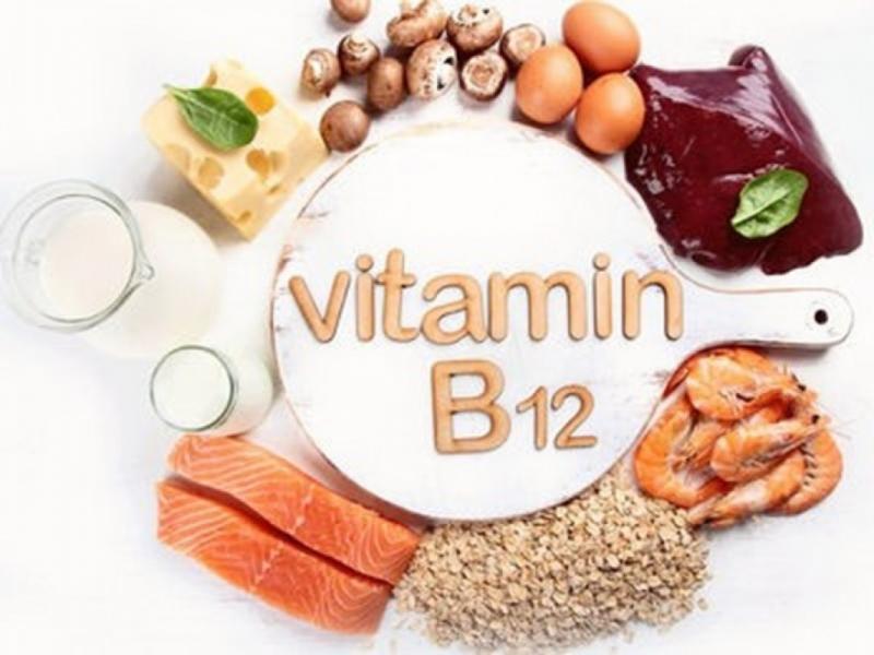 Thiếu vitamin B12
