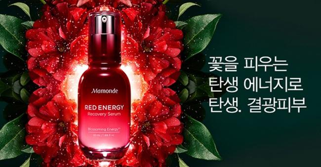 Tinh chất Mamonde Red Energy Recovery Serum