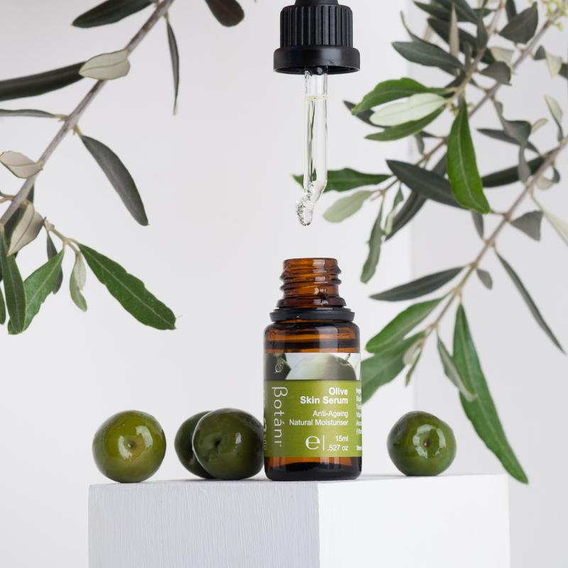 Tinh chất chống lão hóa & dưỡng ẩm – Olive Skin Serum