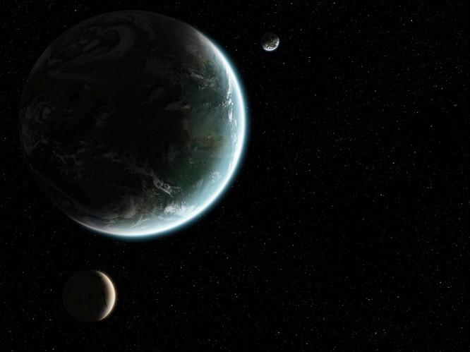Trái đất có thể có Mặt trăng thứ hai