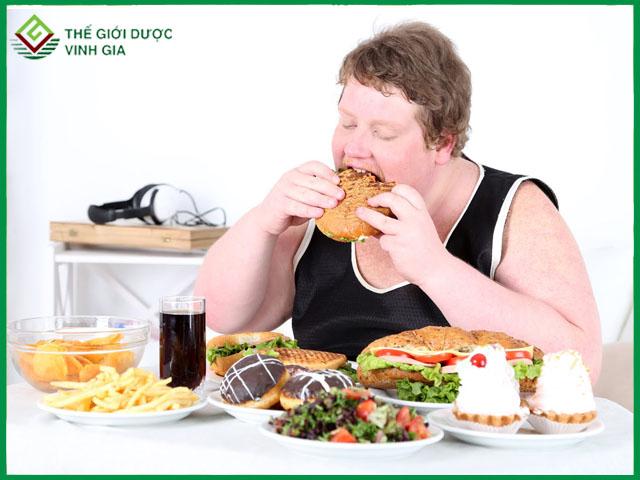 Tránh tiêu thụ thức ăn khó tiêu hóa