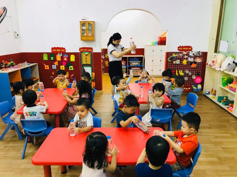 Trường Mầm Non Kid's Club