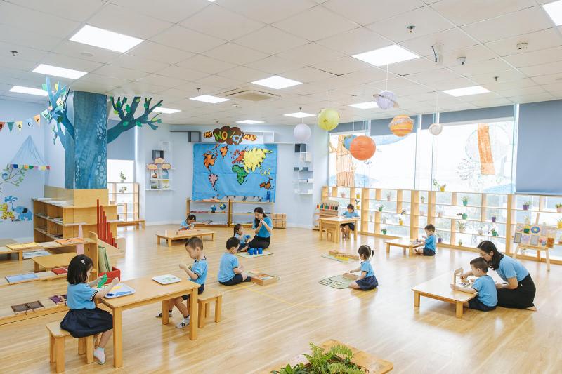 Trường Mầm Non Song Ngữ AN Preschool
