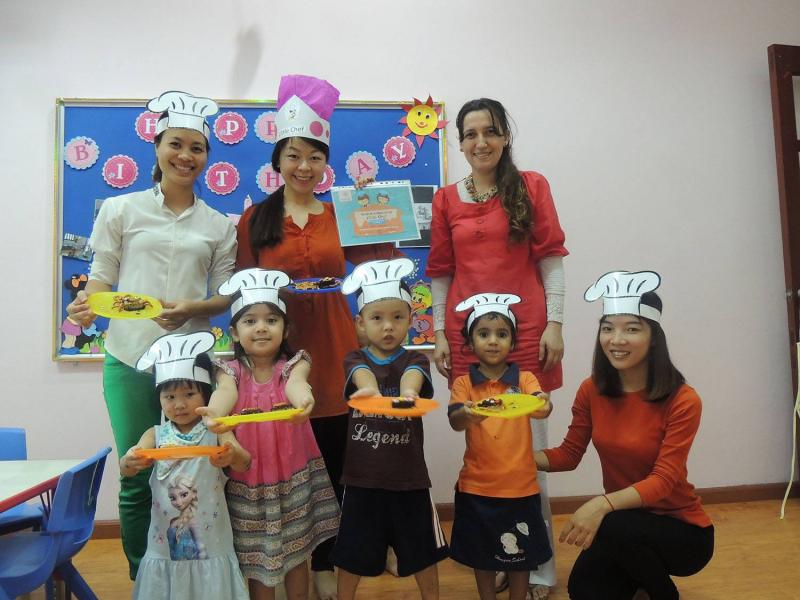 Trường Song ngữ Quốc tế Horizon