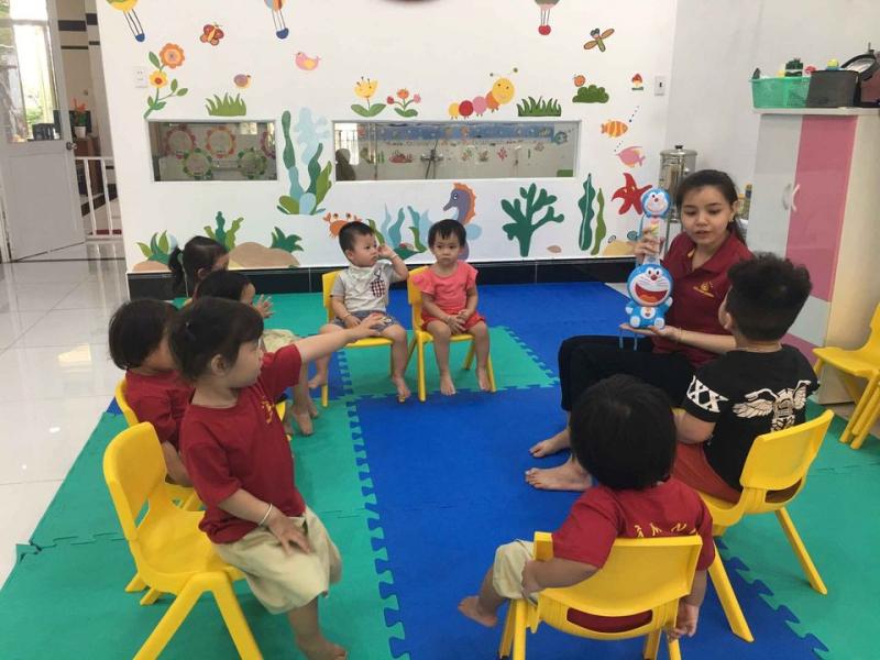 Trường mầm non Triệu Ánh Dương