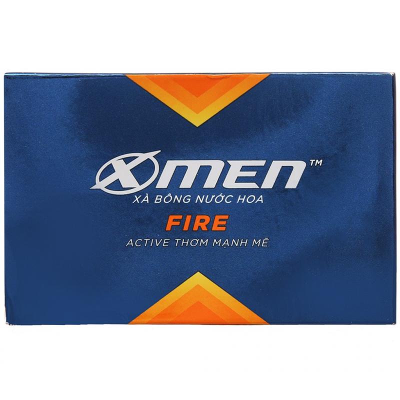 Xà Bông Cục X-Men Fire