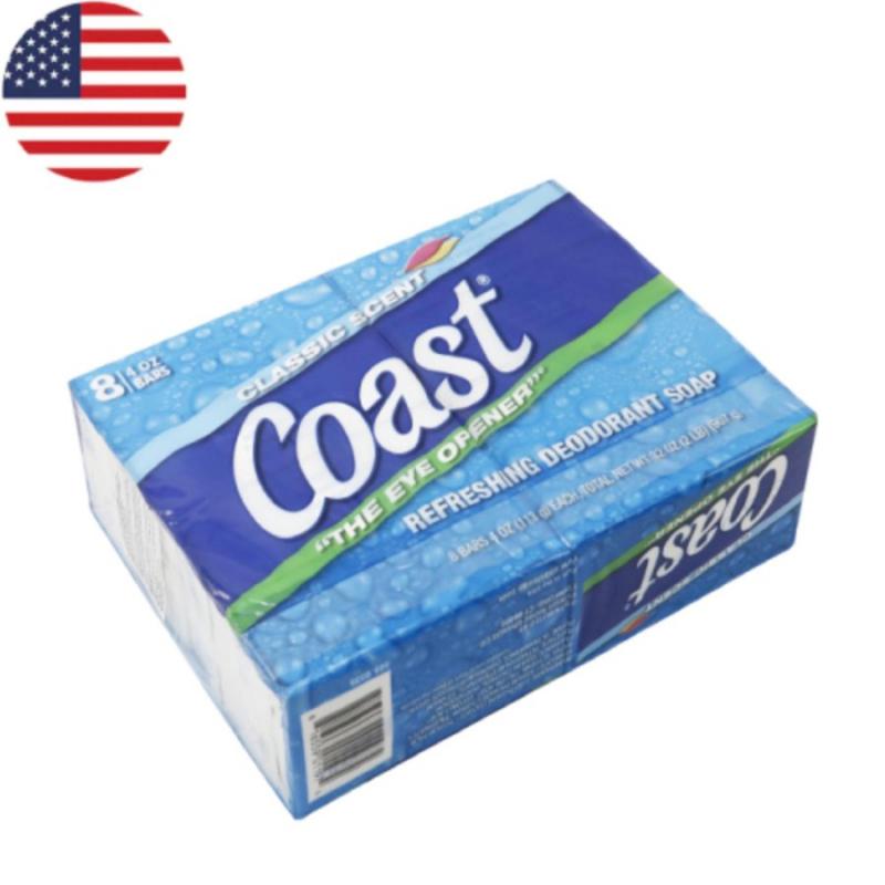 Xà bông cục Coast Classic Scent Refreshing Deodorant Soap
