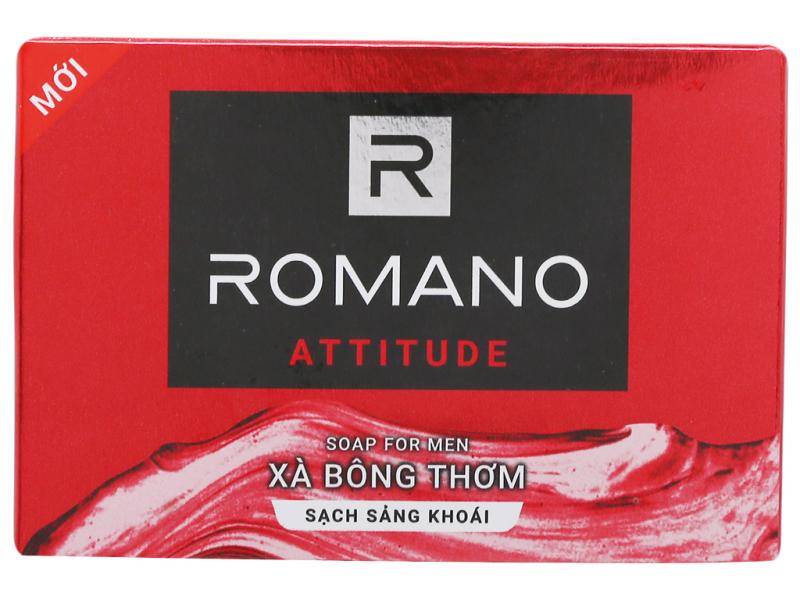 Xà bông thơm Romano Attitude