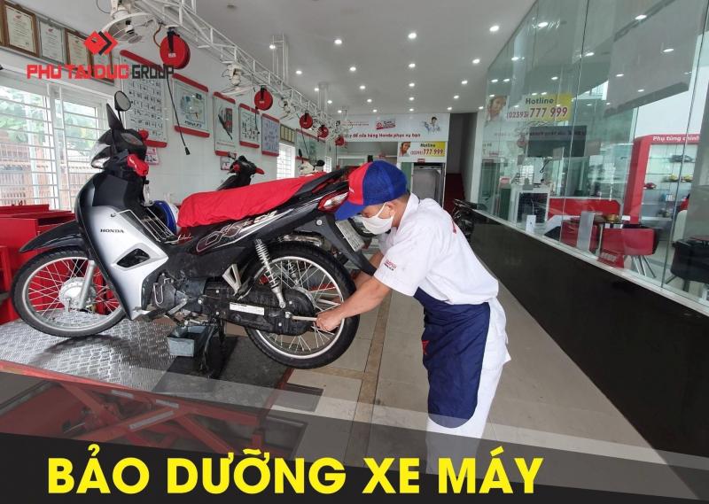 Xe Máy Phú Tài