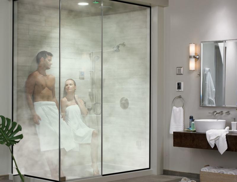 Xông hơi trong phòng tắm hơi