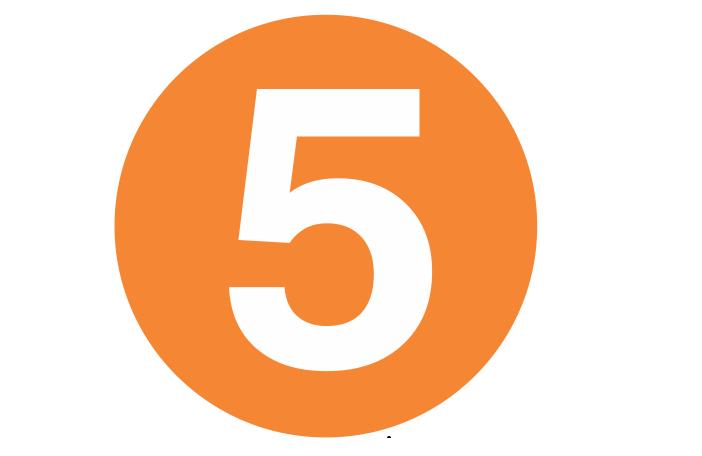 Ý nghĩa số 5 trong phong thủy