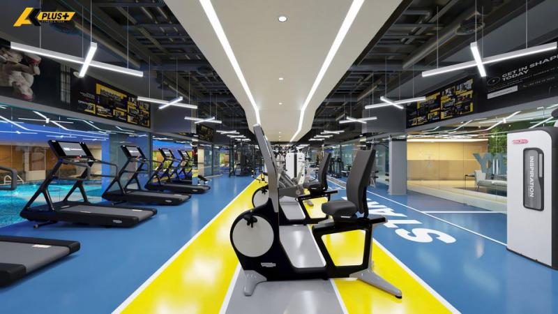 AK Plus Fitness & Yoga