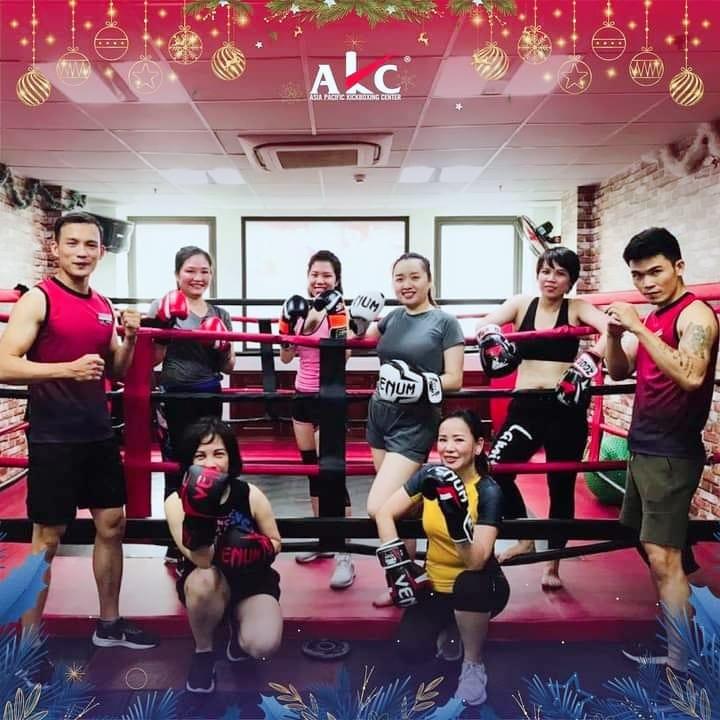 AKC Fitness Quận Ba Đình
