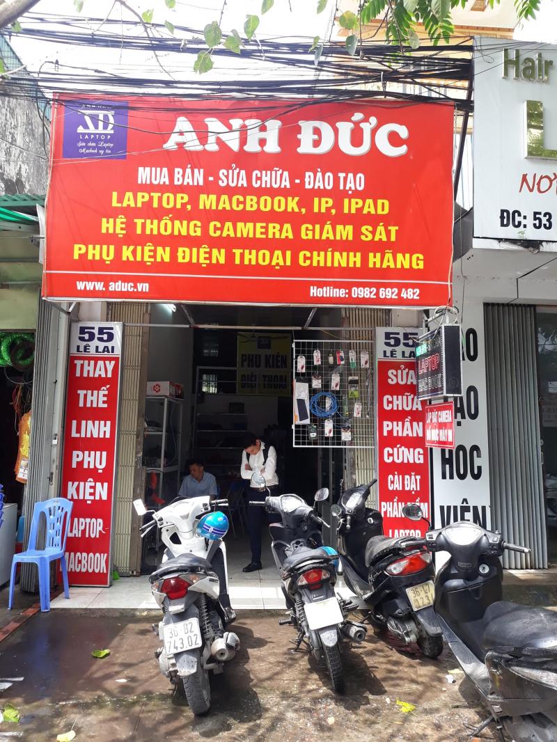 ANH ĐỨC Laptop