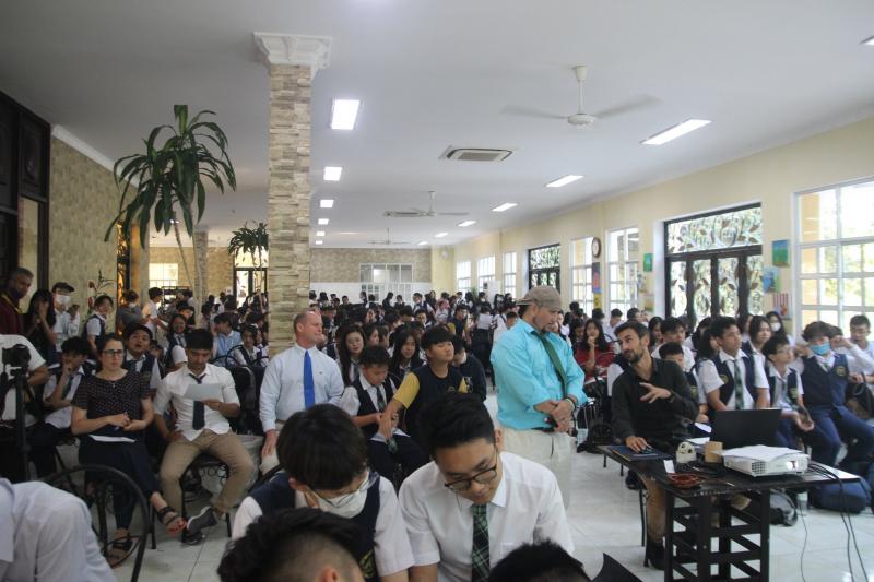 APU International School Da Nang Campus