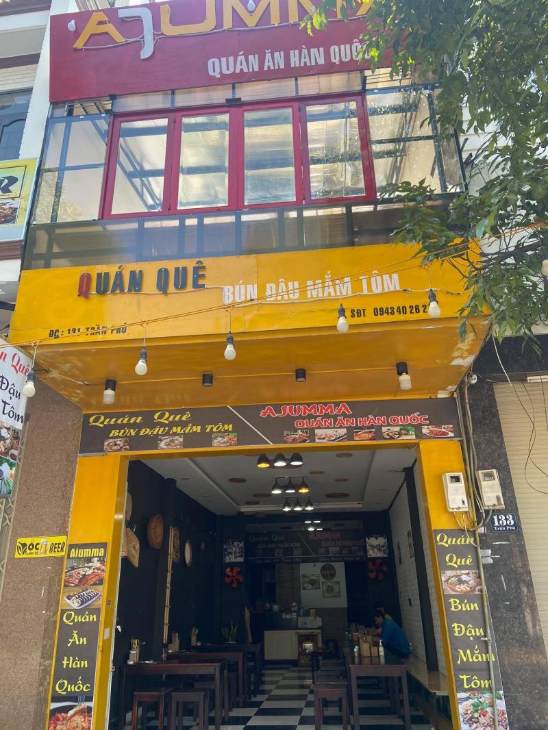 Ajumma - Quán ăn Hàn Quốc BMT