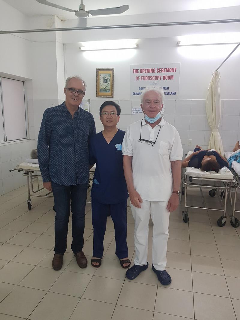 Bác sĩ CKI Nguyễn Xuân Tuấn