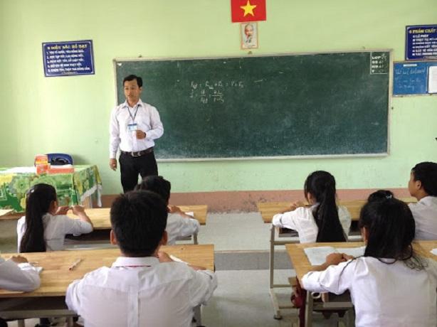 Bài văn tả thầy giáo số 4
