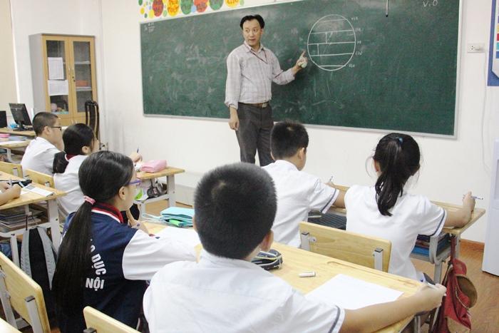 Bài văn tả thầy giáo số 7