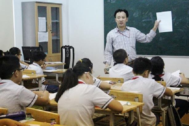 Bài văn tả thầy giáo số 8