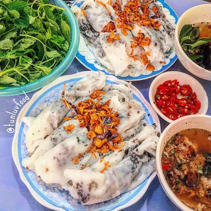 Bánh Cuốn Ngon - Chùa Hà