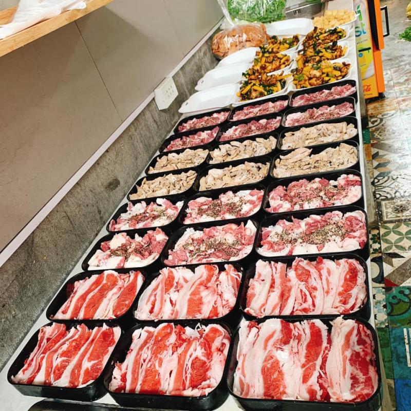 Barbecue 03 Đinh Công Tráng