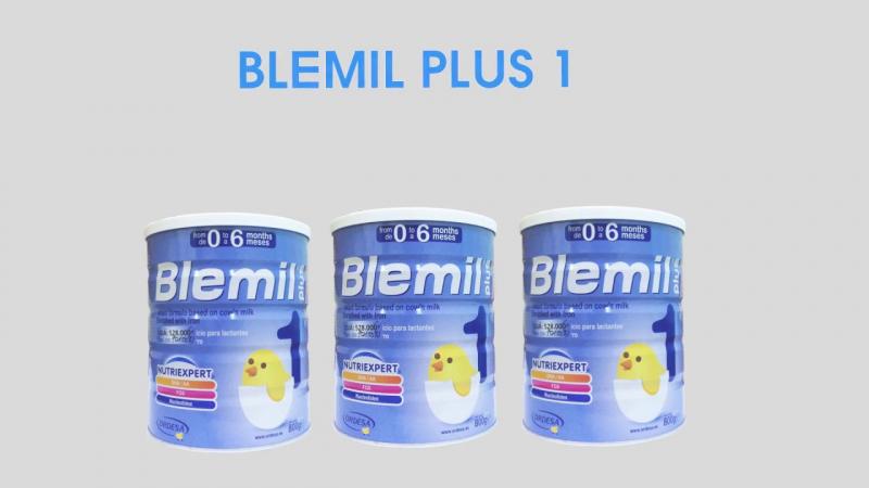 Blemil Plus 1 800g
