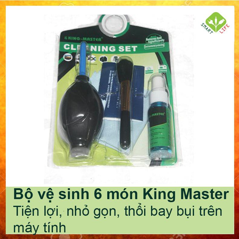 Bộ vệ sinh máy tính King Master