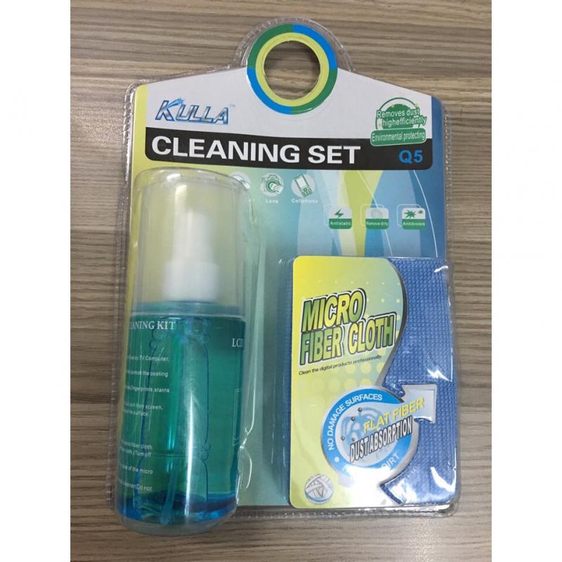 Bộ vệ sinh máy tính Lankit Q5 Cleaning Set
