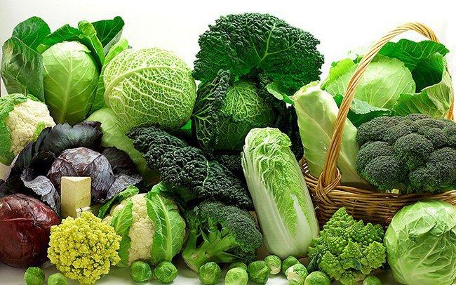 Các loại rau