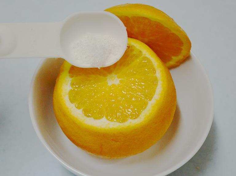 Cách trị ho bằng quả cam