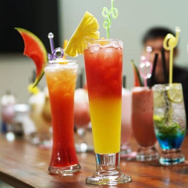 Cẩm Nang Pha Chế Thức Uống