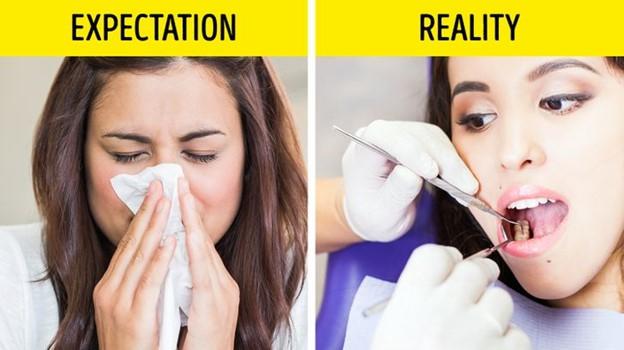 Cảm lạnh thông thường là căn bệnh phổ biến nhất trên Trái đất