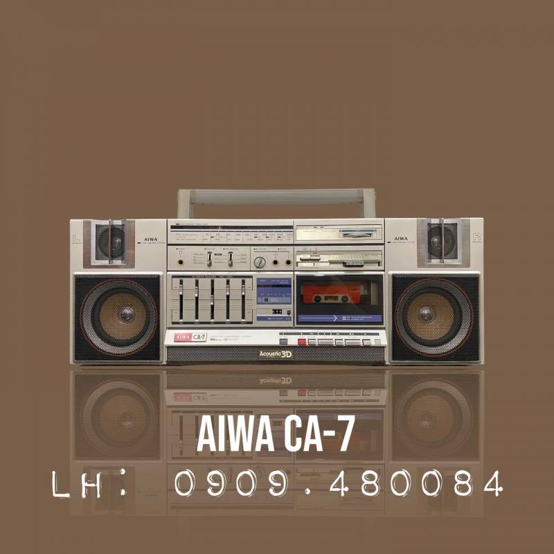 Cassette Radio Tuệ SG