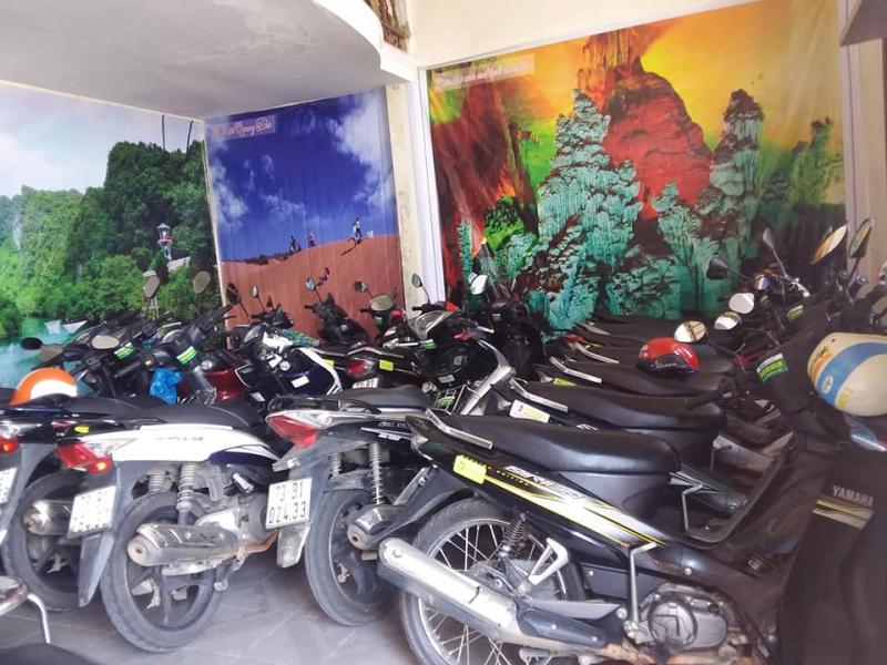 Cho thuê xe máy Anh Tùng