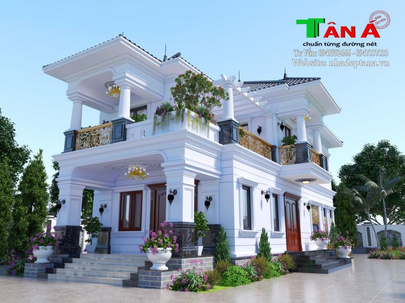 Công ty Kiến trúc Tân Á