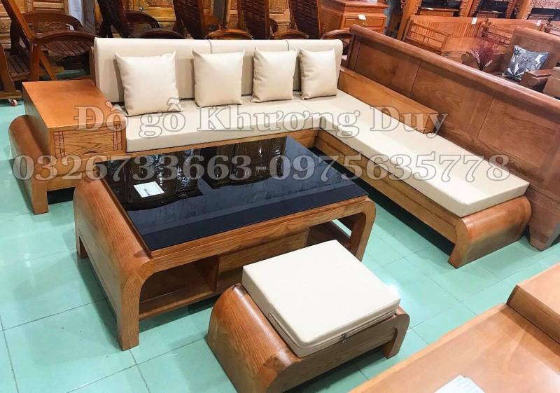 Công ty TNHH SX TM DV Đồ gỗ Khương Duy
