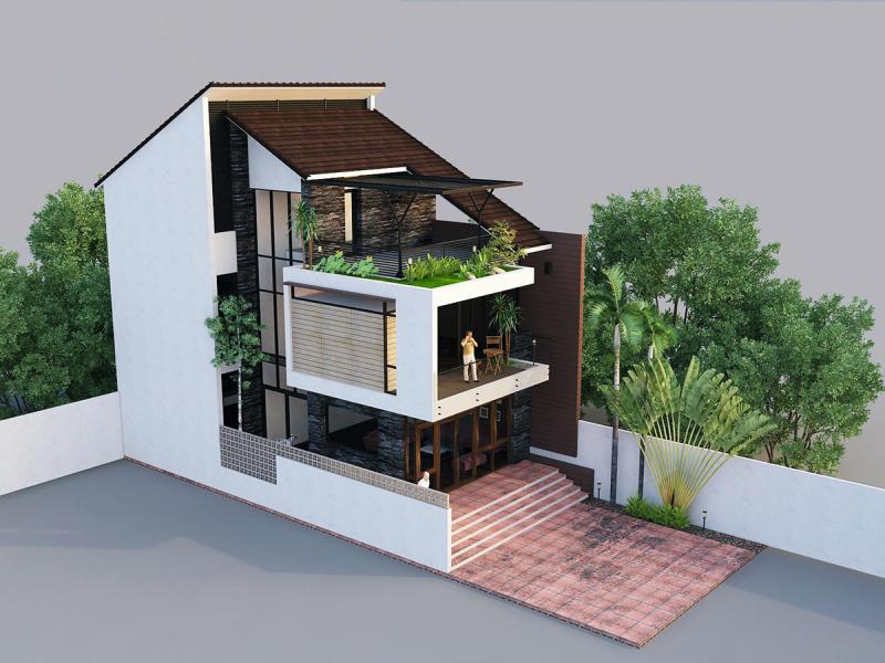 Công ty cổ phần kiến trúc - xây dựng CAD