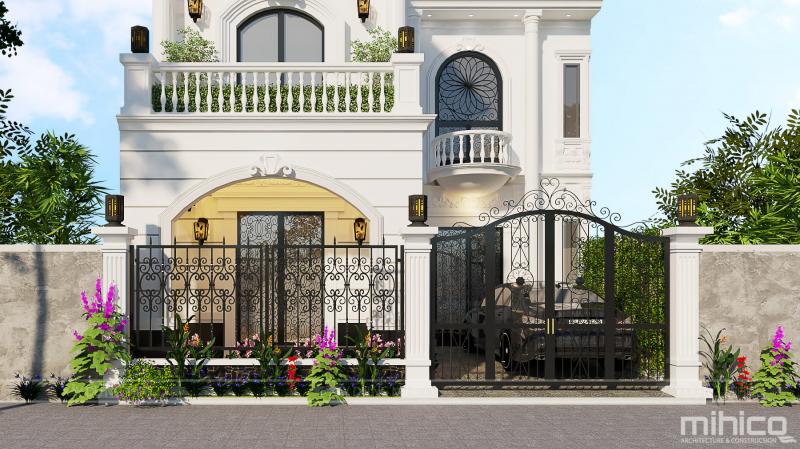 Công ty kiến trúc và xây dựng Mihico